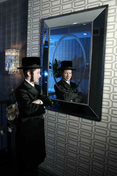 Yosef Itzchak Klein Bar-Mitzvah