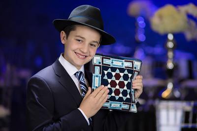 Yosef Tzvi Caller Bar Mitzvah