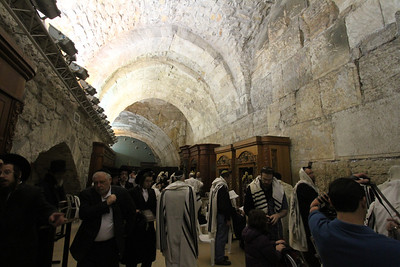 Friday - Kotel and Tunnel Tour