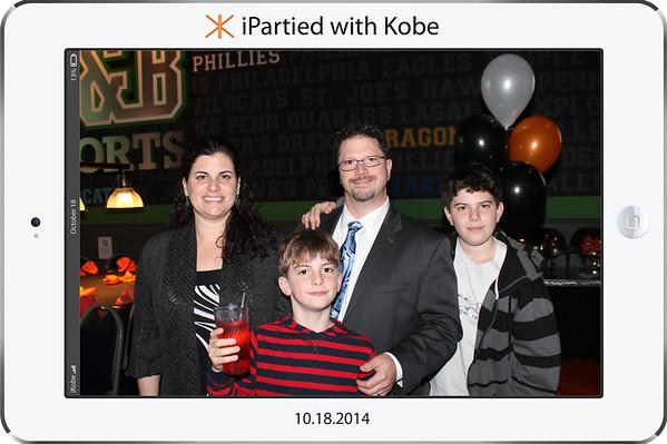 Kobe's Bar Mitzvah