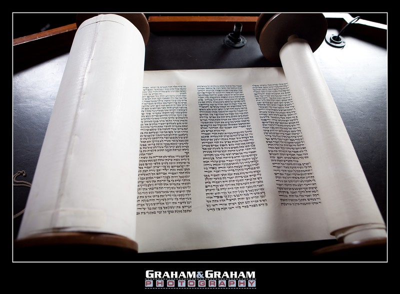 Historic Torah, Los Angeles photographer
