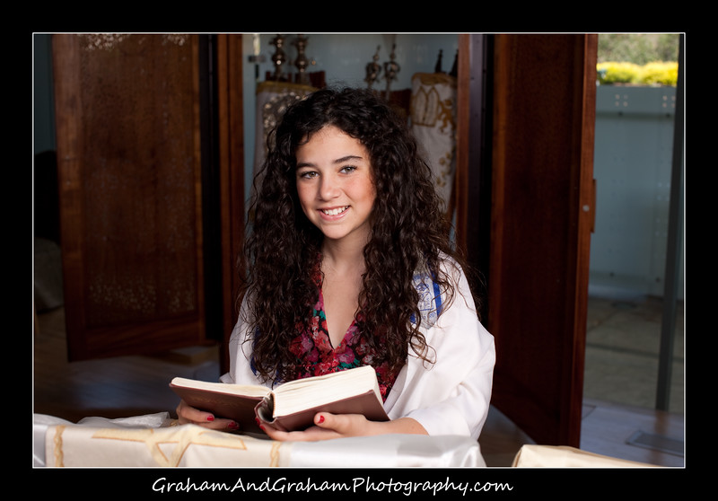Malibu Bat Mitzvah photographer