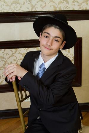 Dovid's Barmitzvah