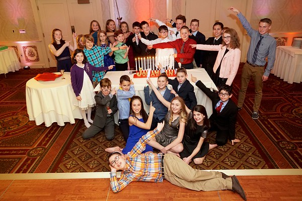 JJ's Bar Mitzvah