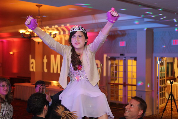 Kara's Bat Mitzvah Celebration