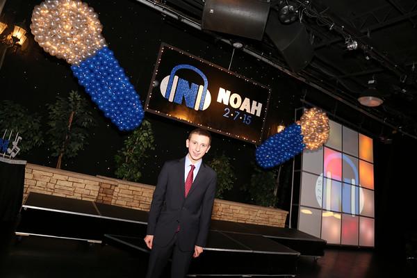 Noah's Bar Mitzvah