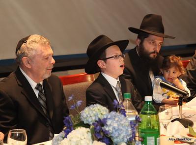 Shlomo Gurevich Bar Mitzvah