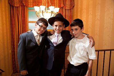 Yossi Barmitzvah 07/28/11 Young Israel