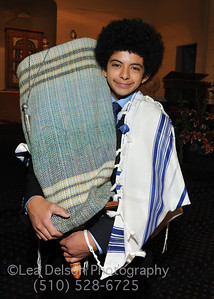 At Kehilla Prior to Bar Mitzvah ceremony