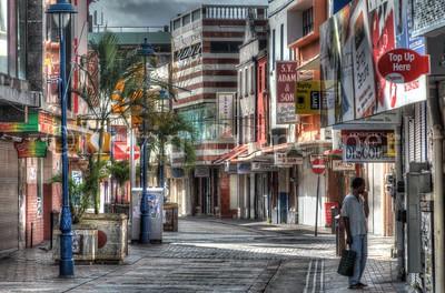 Swan Street, Bridgetown