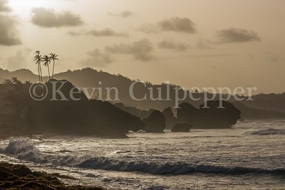 Bathsheba Sunset