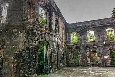 Farley Hill Ruins