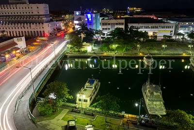 Bridgetown at Night