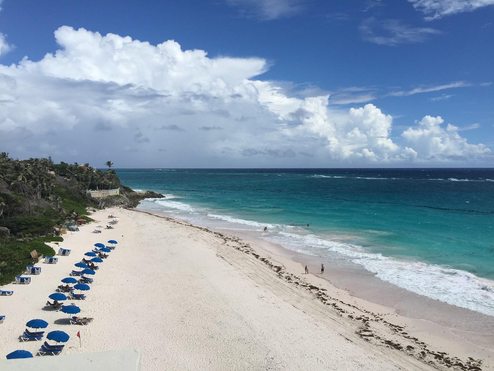 The Crane Hotel Beach, Barbados
