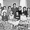 Rywung State School students & teacher 1961