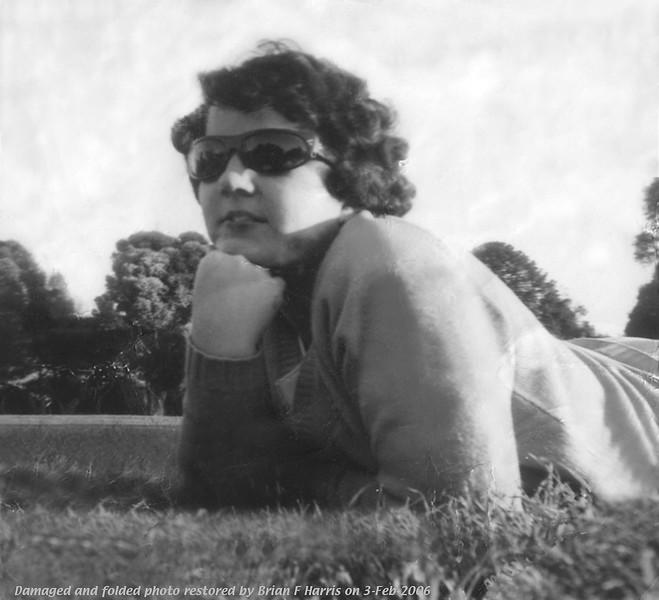 Barbara Hazel Ison