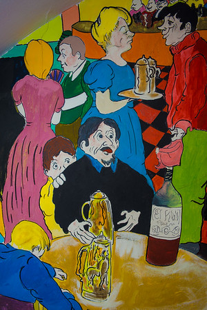Barbara's Mural