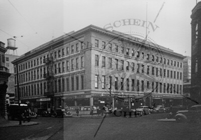 The Montgomery Block - office of the Artist