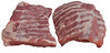 Left: SLC are flat<br /> Right: Baby Backs are curved.<br /> These are from the same side.