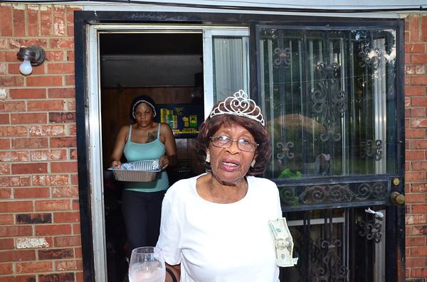 Hattie Lou's 88th Birthday Barbecue