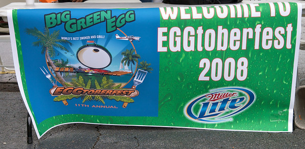 Big Green Egg Egtoberfest Tucker, GA, 2008
