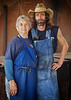 Tootsie and Hershey, the cooks behind all the great BBQ