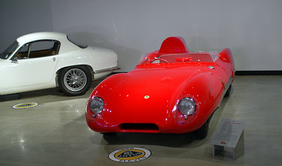 1956 Lotus 11 - Sports Racer  Barber Vintage Motorsports Museum (Leeds, AL)