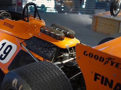 1978 Surtees TS20 (Formula 1)  Ford Cosworth V8  Barber Vintage Motorsports Museum (Leeds, AL)