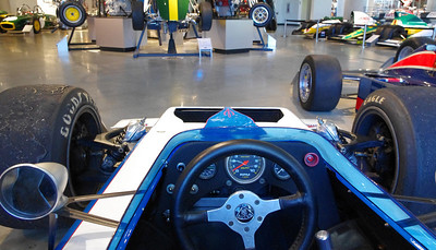 1970 Lotus Type 70 (Formula 5000)  Barber Vintage Motorsports Museum (Leeds, AL)