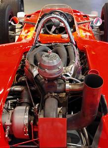 1969 Lotus Type 64 - Indy 2.6 liter 159ci turbocharged V8 - 700hp  Barber Vintage Motorsports Museum (Leeds, AL)