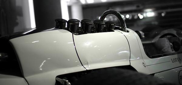 1963 Lotus Type 29 (Indy)  255ci Ford V8  Barber Vintage Motorsports Museum (Leeds, AL)