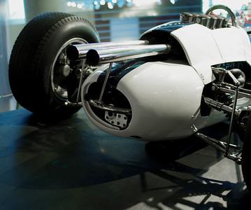1963 Lotus Type 29 (Indy)  Barber Vintage Motorsports Museum (Leeds, AL)