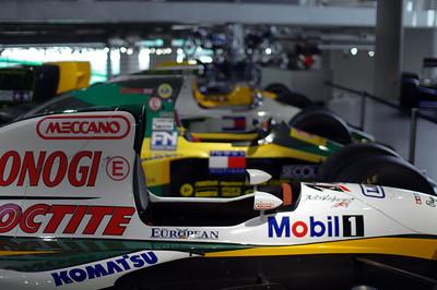 Some Formula 1 cars  Barber Vintage Motorsports Museum (Leeds, AL)