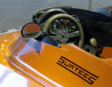 1978 Surtees TS20 (Formula 1)  Barber Vintage Motorsports Museum (Leeds, AL)