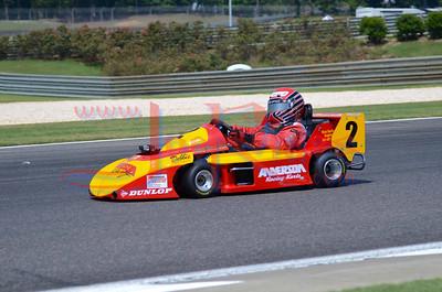 Barber Kart Race 2012