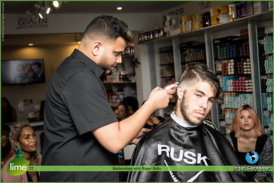 Barberology with Roger Bally