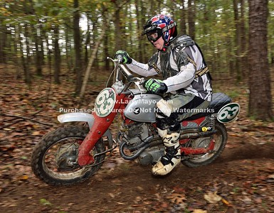 2015 AHRMA Vintage Class Cross Country Race