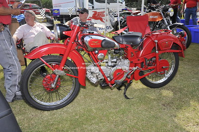 Barbers Vintage Festival Swap Meet and Bike Shows