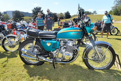 2017 Barber Vintage Festival, bike shows, swap meet, road racing, fan zone, AHRMA cross country and trials