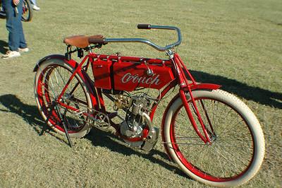 Barbers Vintage Motorcycle Show