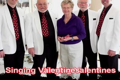 Singing Valentines - TC Style