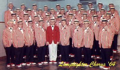 1964 Lamplighter Chorus