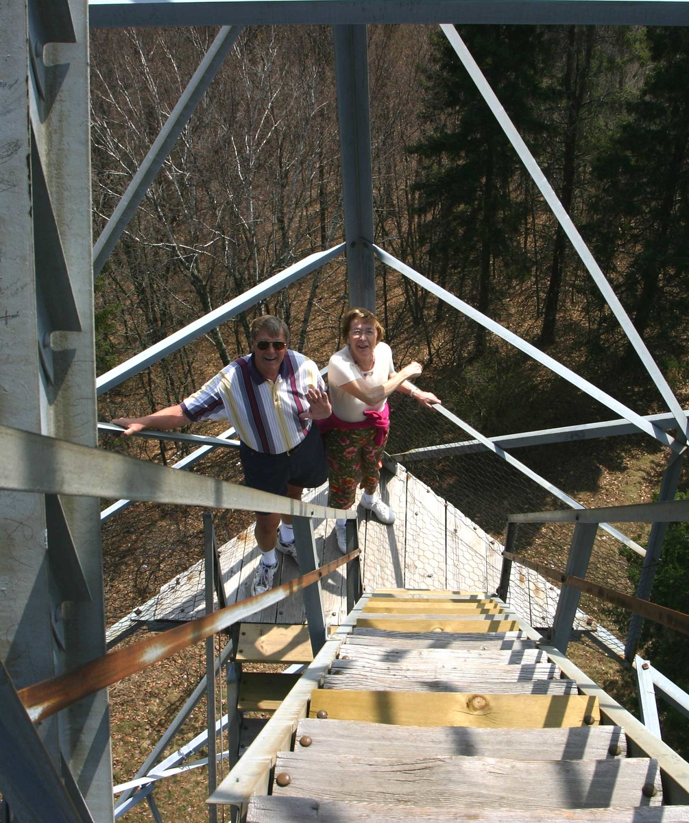 Pequot Lakes -Fire Tower