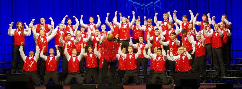 Chandler HS Men's Chorus