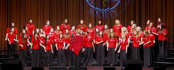 Chandler HS Girls Chorus