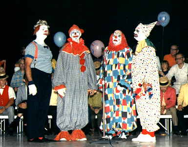 1970  Under the Bigtop