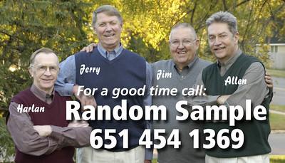 Random Sample - 1999