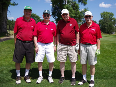 Joel Kleschhold, Jim Angel, Ron Thomley , Bob Dykstra