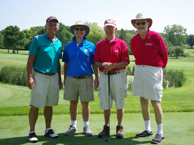 Paul,, Jim, Hardin Barbershop Harmony Open 2018 Elk River Golf Club, MN