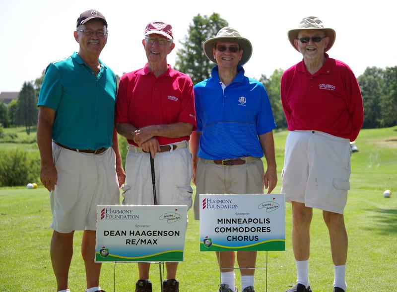 Paul, Jim,,Hardin Barbershop Harmony Open 2018 Elk River Golf Club, MN